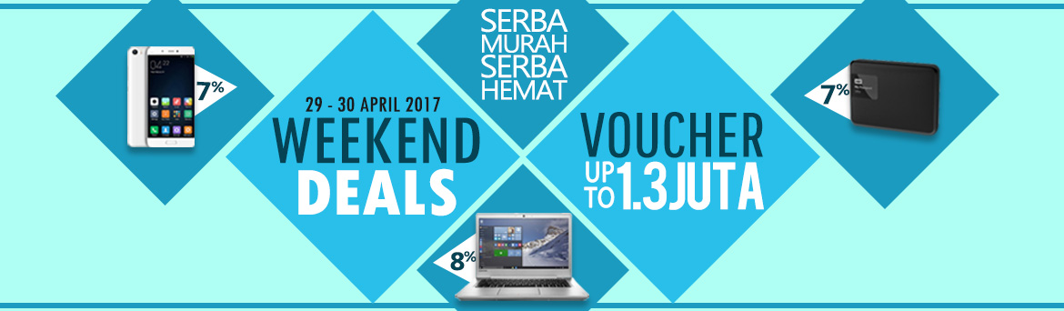 Kliknklik Weekend Deals